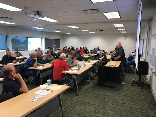 2017 Hands-On Systems Review, Ankeny IA
